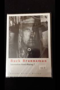 Intermediate Ranch Roping 2 Buck Brannaman DVD