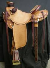 ¼ Breed Wade made by Tyler Frecker for Clair Chadwick