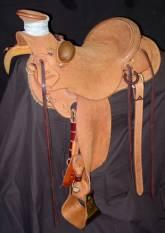 Untooled Saddles