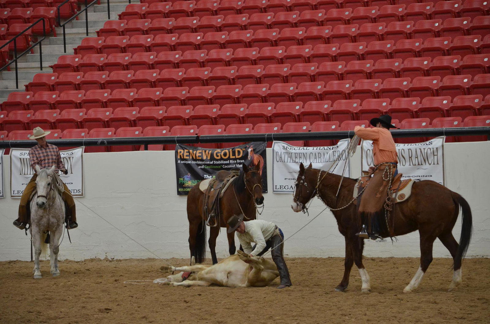 Dori Roping at A Legacy of Legends