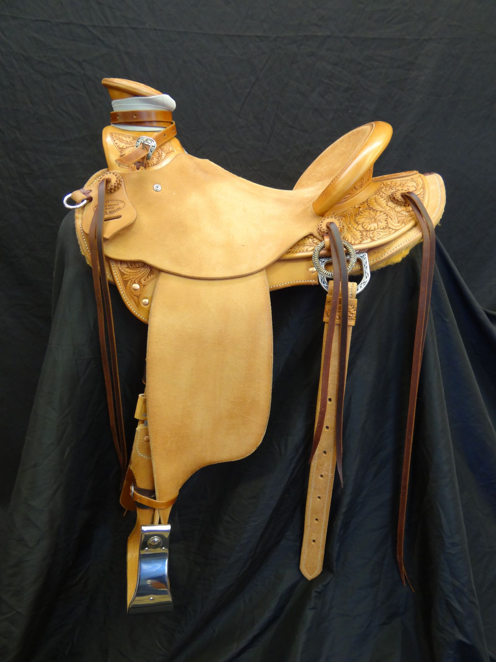 The Tammy Pate Saddle