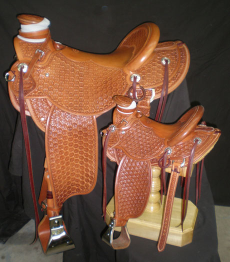 Half Size Saddles - Gifts for Horse Enthusiasts