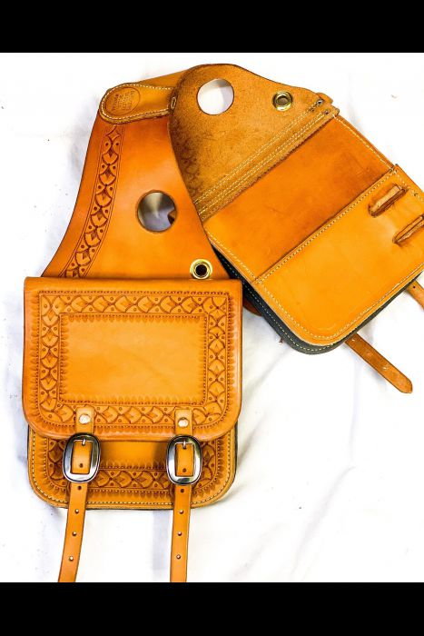 Saddle Bags | Another View