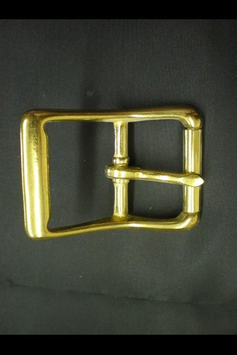 150 Roller Buckles Brass