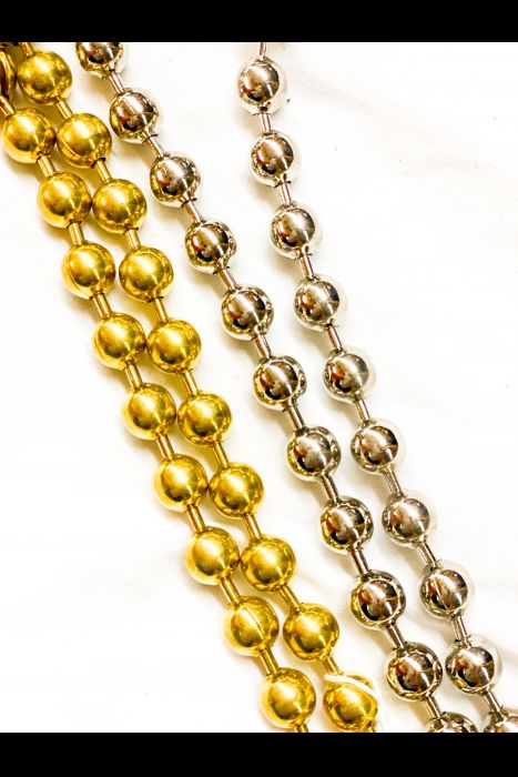 Ball Rein Chains | Another View