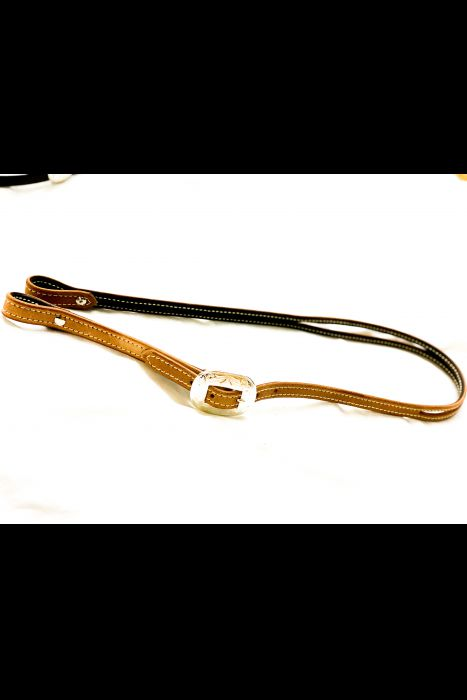 Single Buckle Split Ear Bridle | Another View