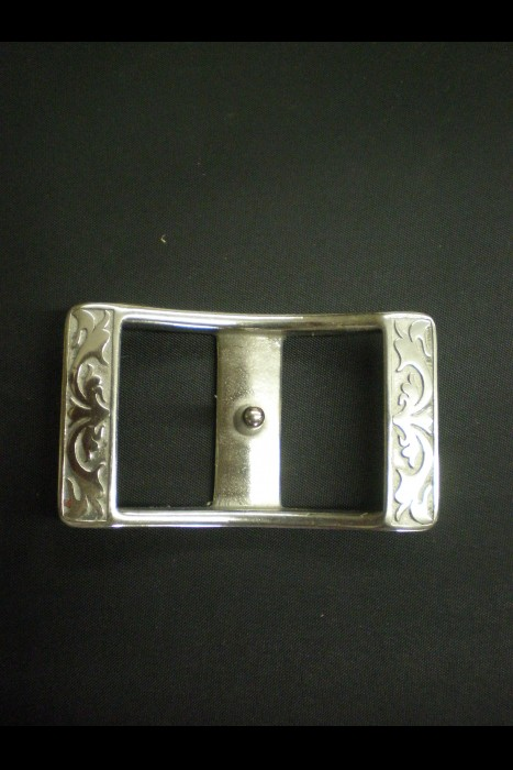4060 Floral Conway Buckles Stainless Steel JWP