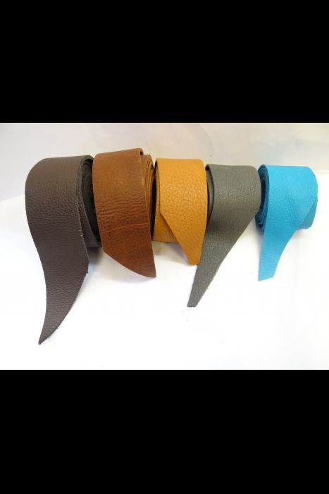 Elk Hide Horn Wrap | Another View