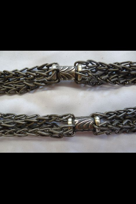 Mincer Rein Chains | Another View