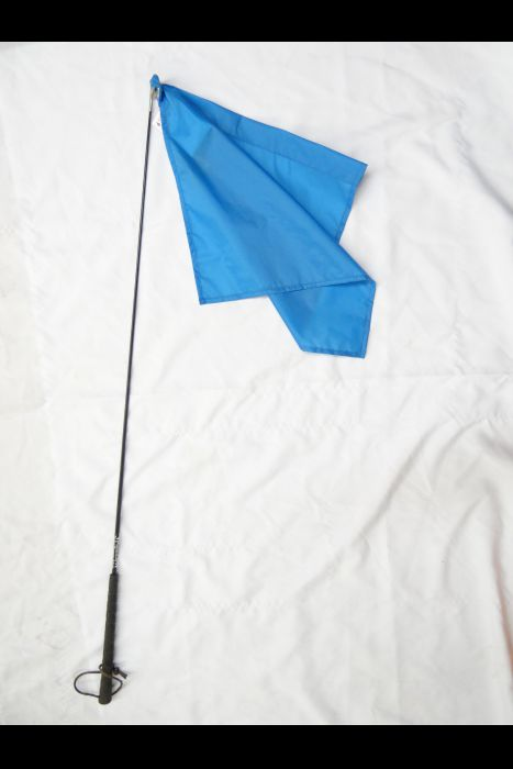 Replacement Brannaman Horse Training Flag | Another View