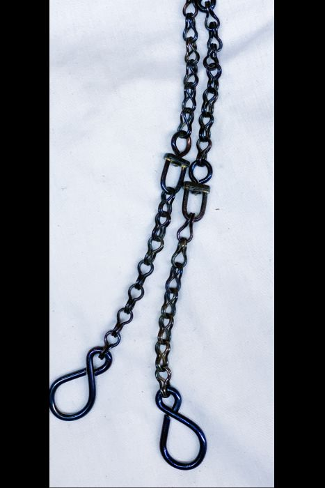 Black Rein Chains | Another View