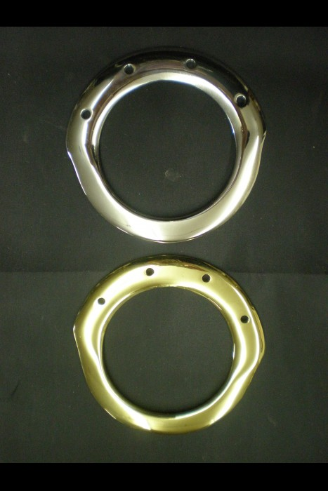13 Flat Plate Ring Rigging (pair)