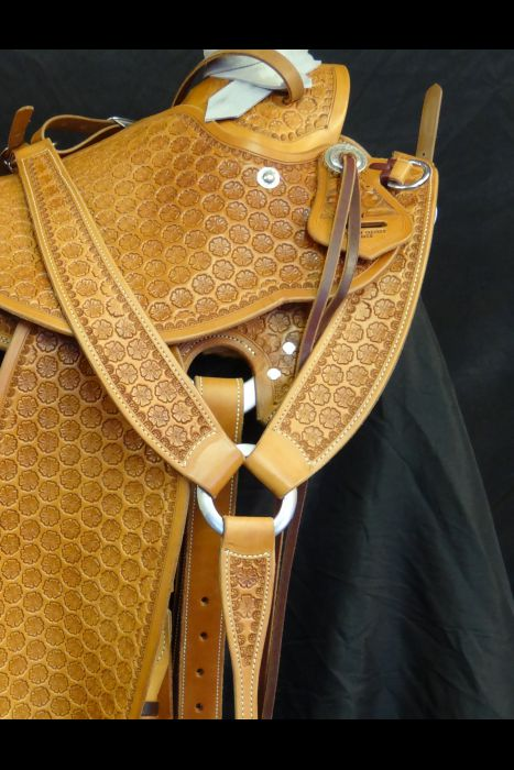 Shaped 3-piece Martingales | Another View