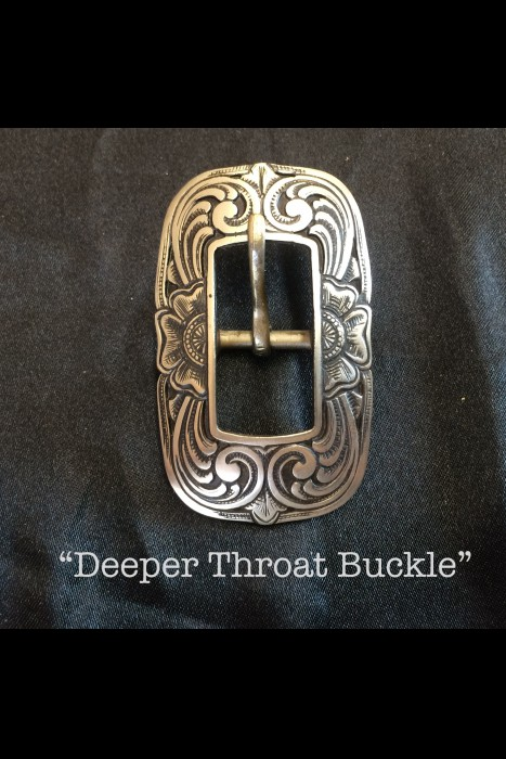 """Mincer Buckles - 5/8"""" """"Deeper Throat""""-OUT OF STOCK"""