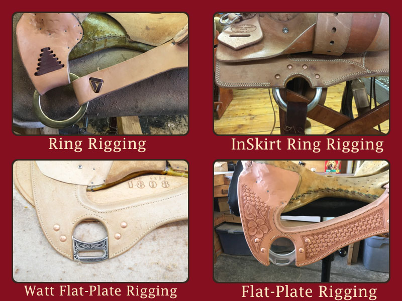 Ring, Inskirt, and Flat-Plate Rigging